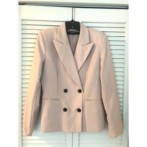 ZARA Light Pink Blazer